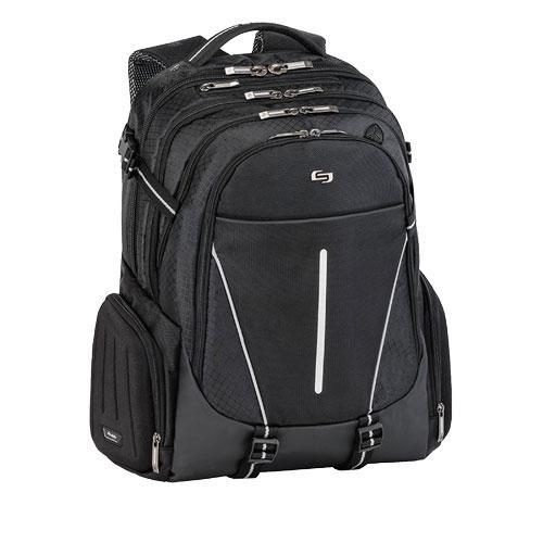 Solo Active Laptop Backpack Black/Gray ACV700-4