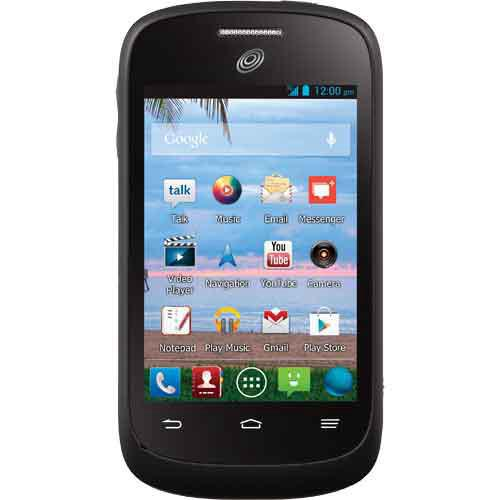 ZTE TFZEZ665CTMP Valet Smartphone, No Contract Device On TracFone, 3.5 ...