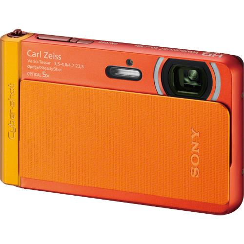 Sony DSC-TX30/D 18 MP Digital Camera with 5x Optical Image