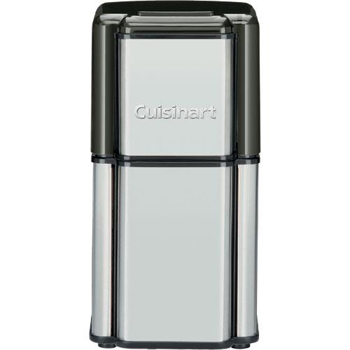 Cuisinart Grind Central 18-Cup Coffee Grinder Silver DCG-12BC