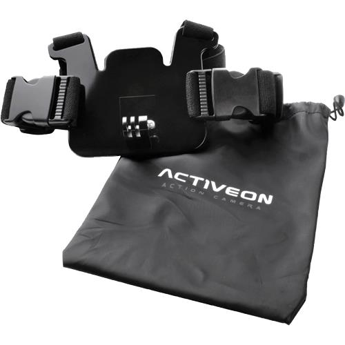 Activeon Chest Strap With Mount
