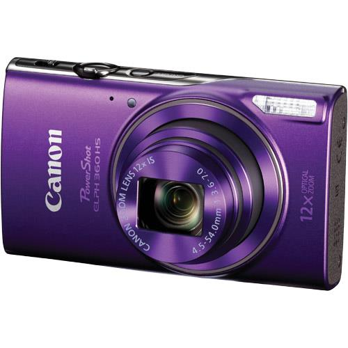 Click here for Canon PowerShot ELPH 360 HS - digital camera prices
