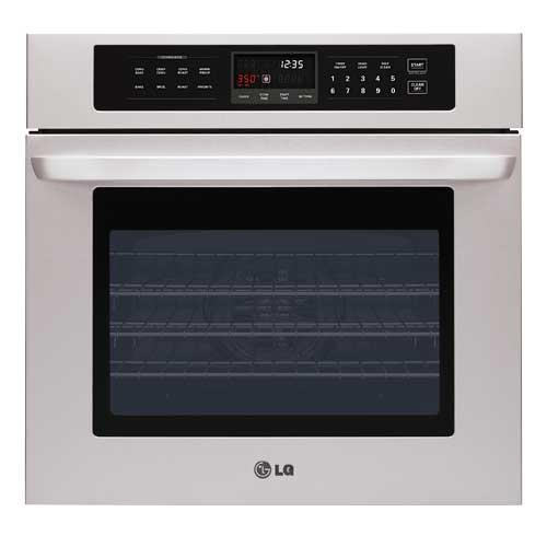 how to clean lg oven
