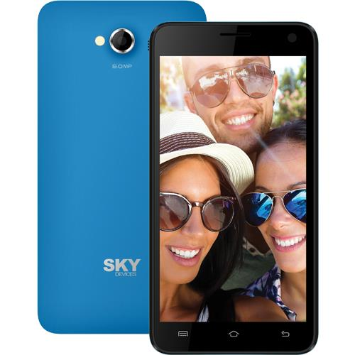 SKY 5.0W UNLOCKED ANDROID SMARTPHONE