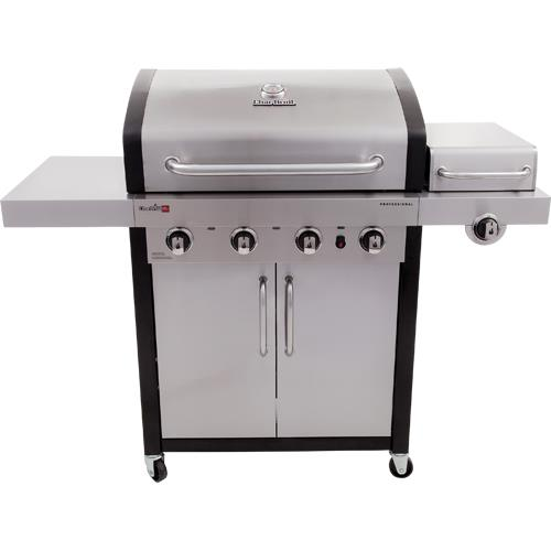 Char-broil TRU-Infrared Signature Gas Grill Silver/black 463276016