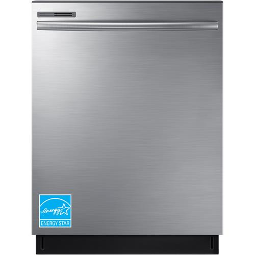 "Samsung 24"" Top Control Tall Tub Built-In Dishwasher Stainless steel DW80M2020US"