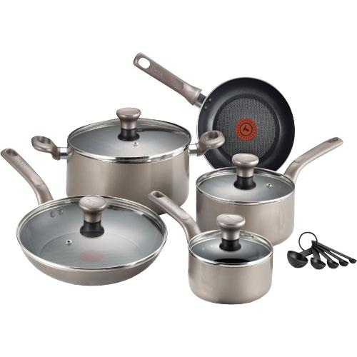 Image of 14-Piece Excite Non-Stick Cookware Set