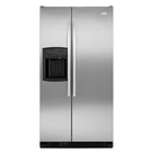 Whirlpool - 24.5 CuFt Counter Depth Side-By-Side Refrigerator