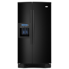 Whirlpool - 25.6 cu. ft. Side by Side Refrigerator