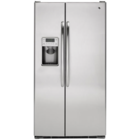 GE - 29.1 CuFt Side-By-Side Refrigerator
