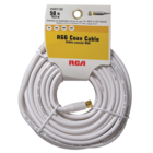 RCA - 50' RG6 Coaxial Cable