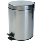 Ragalta - 1.2 Gallon Stainless Steel Trash Bin