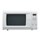 Daewoo - 1.1 CuFt Countertop Microwave