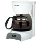 Mr. Coffee - 4 Cup Coffeemaker
