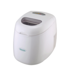 Ragalta - Compressor Deluxe Portable Countertop Ice Maker