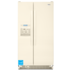 Whirlpool - 21.8 CuFt Side-By-Side Refrigerator