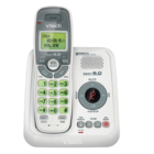 VTech - DECT 6.0 Cordless Phone With Digital Answering Machine