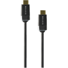 Belkin - 6' Full HD 1080P High-Speed HDMI Cable