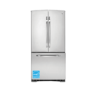 GE - 22.2 CuFt French Door Refrigerator