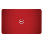 Dell - 15 Fire Red Laptop Lid