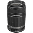Canon - 55-250mm Image Stabilizer Telephoto Zoom Lens