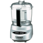 Cuisinart - 3 Cup 'Mini-Prep Plus' Food Processor