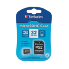 Verbatim - 32GB MicroSDHC Flash Memory Card