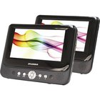 Sylvania - 7 Wide Screen Portable DVD Player