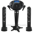 Singing Machine - Singing Machine® Bluetooth® Digital Audio Streaming Karaoke Pedestal System