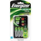 Energizer - Charger With 4 AA Batteries