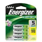 Energizer - Universal Recharge Batteries