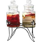 Circleware - 64 Oz. Doppio Double Beverage Dispenser
