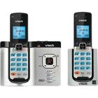VTech - DECT 6.0 2 Handset Connect to Cell™ Answering System with Caller ID/Call Waiting