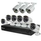 Swann - 9 Camera 16 Channel Video Security System