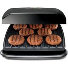 George Foreman - Classic Grill Plate Serves 8