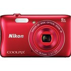 Nikon - 20.1 MP Coolpix Wi-Fi Digital Camera
