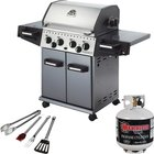 Huntington - Gas Grill Package