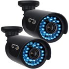 Night Owl - Hi-Resolution 720p AHD Bullet Security Camera (2 Pack)