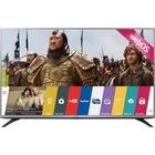 LG - 43 Class Smart 1080P LED HDTV With Wi-Fi