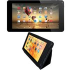 Tivax - 9 MiTraveler 8GB Tablet With Leather Case For 9 Tablet