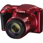 Canon - 20.0 MP PowerShot IS Wi-Fi Digital Camera