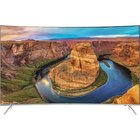 Samsung - 55  Class Smart Curved LED 4K SUHD TV With Wi-Fi