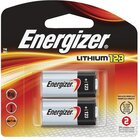 Energizer - 2-Pack Lithium Batteries