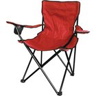 Doral Designs - Folding Armchair With Cup Holder