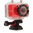 Nabi - 8.0 MP Look HD LCD Action Cam With Waterproof Housing