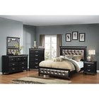 Simmons - Hollywood Dresser In Black