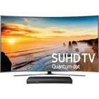 Samsung - 88 Class Smart Curved Quantum 4K SUHD TV With True 4K Blu-ray Player With Built-In Wi-Fi