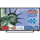 Element TV - 42 Class Smart 4K Ultra HDTV With Wi-Fi