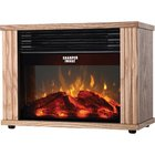Sharper Image - Electronic Fireplace Heater