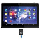 Tivax - 7 MiTraveler 8GB Tablet With 16GB Class 10 MicroSDHC With Adapter